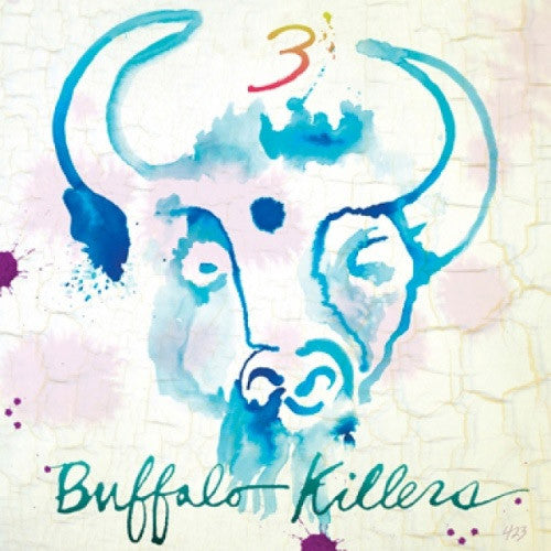 Buffalo Killers 3 - compact disc
