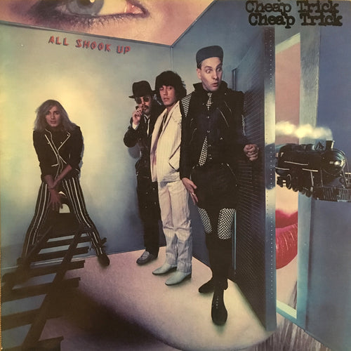 Cheap Trick All Shook Up - vinyl LP