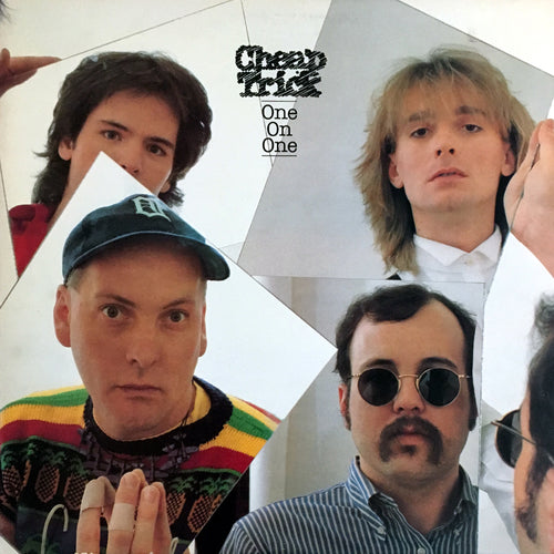 Cheap Trick One On One - vinyl LP