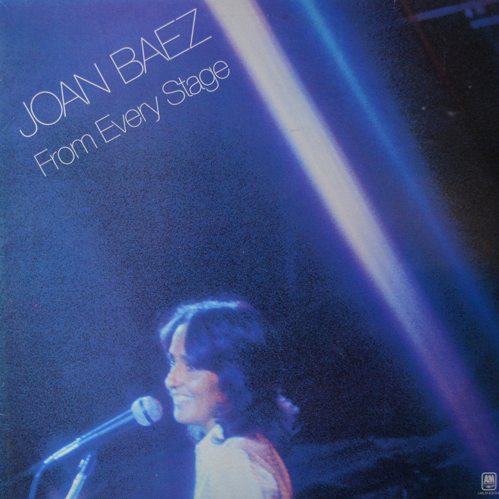 Joan Baez From Every Stage - vinyl LP