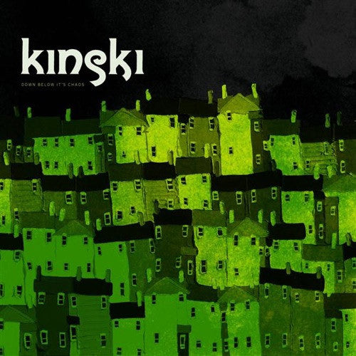 Kinski Down Below It's Chaos - vinyl LP