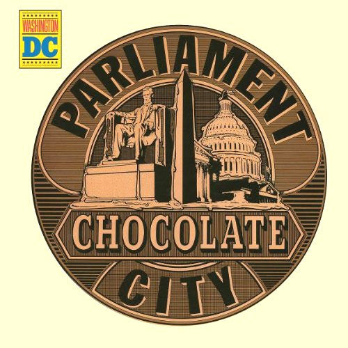Parliament Chocolate City - vinyl LP