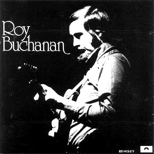 Roy Buchanan - vinyl LP