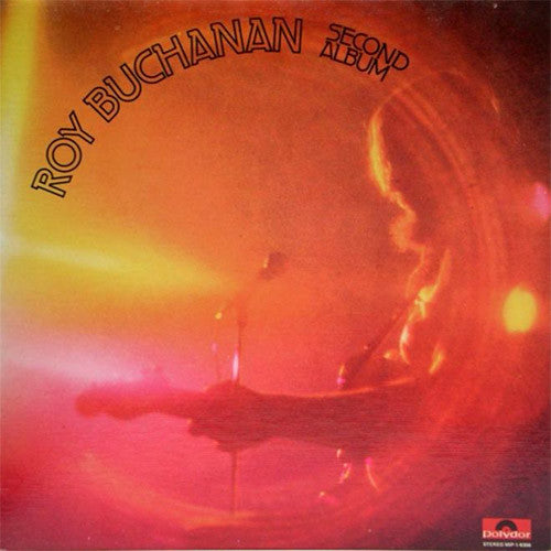 Roy Buchanan Second Album - vinyl LP