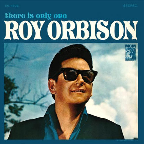Roy Orbison There Is Only One Roy Orbison - vinyl LP
