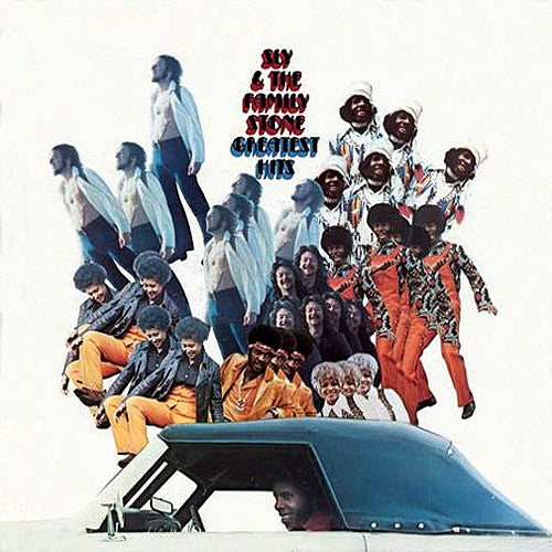 Sly & The Family Stone Greatest Hits - vinyl LP