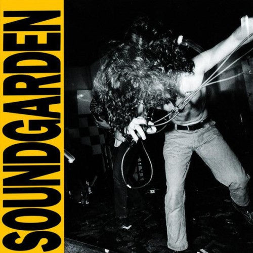 Soundgarden Louder Than Love - vinyl LP