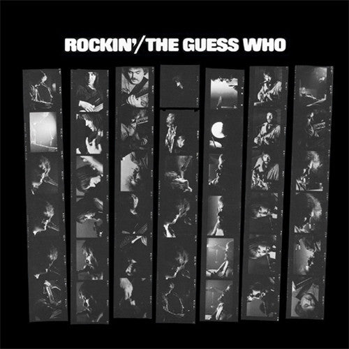 The Guess Who Rockin' - vinyl LP