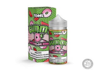 Shijin Vapor Gummy O's - Watermelon Rings - Local Vape - Online Vape Shop