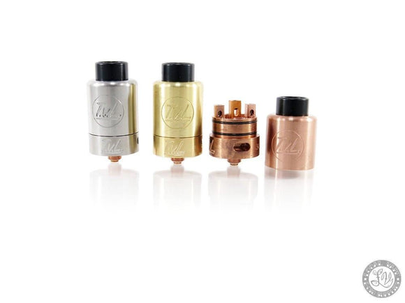 TVL Mods TVL - Three Post RDA - Local Vape - Online Vape Shop
