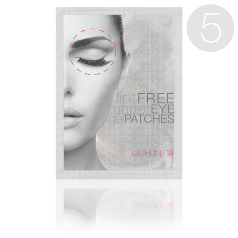 cheap under eye patches for eyelash extensions