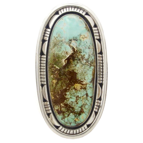 Navajo Ring Dry Creek Turquoise