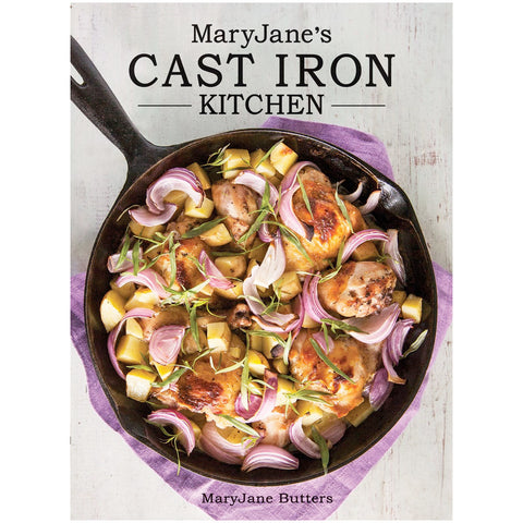Maryjane's Cast Iron Kitchen