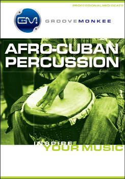 Groove Monkee Afro-Cuban MIDI Percussion