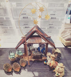 Australian Animal Nativity Set