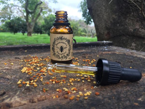 Bee Pollen Facial Oil - 25ml