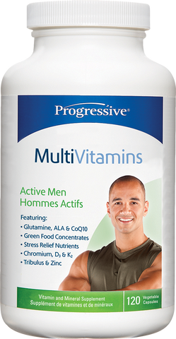 MultiVitamins - Active Men