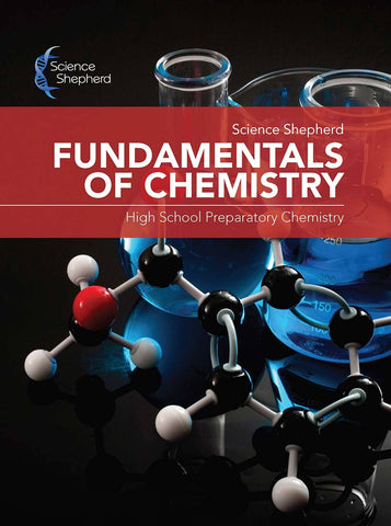 Science Shepherd chemistry textbook - Fundamentals of Chemistry cover