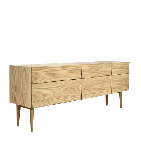 Muuto Reflext Sideboard Large Oak