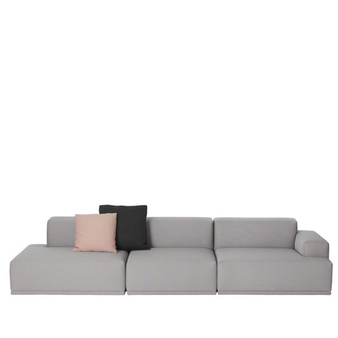 Connect Sofa 3-sits