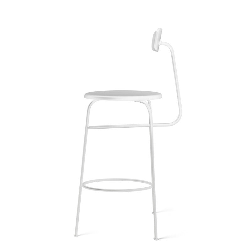Menu Afteroom Barstool White