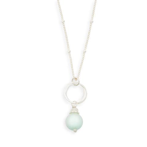 Audrey Necklace - Jade
