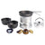 TRANGIA 25-8 ULTRALIGHT HARD ANODIZED stove & cook set
