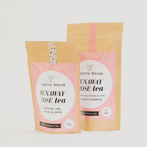 Runaway Rose Loose Leaf Tea
