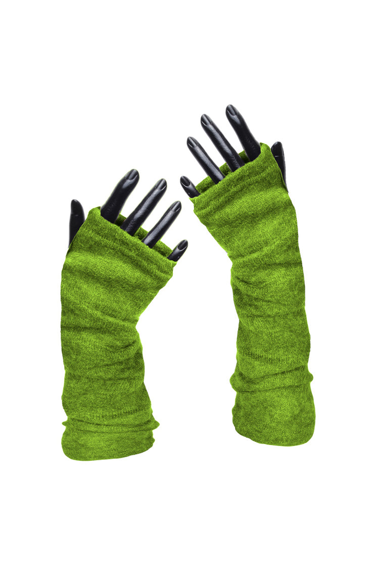 (AW) Fingerless Gloves