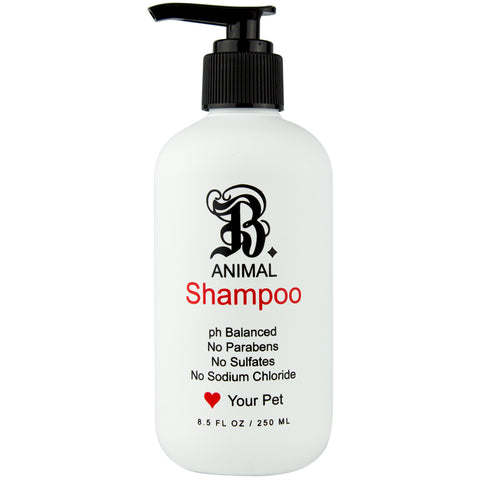 B. Animal Pet Shampoo, Sulfate Free For All Pets