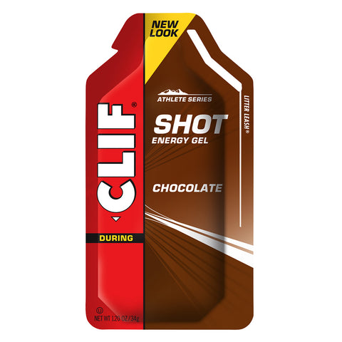 CLIF SHOT ENERGY GEL CHOCOLATE