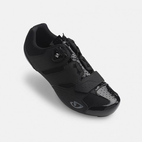 GIRO SAVIX ROAD SHOE - BLACK - SIZE 41