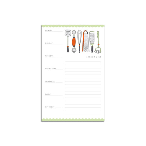 Organizational Notepad