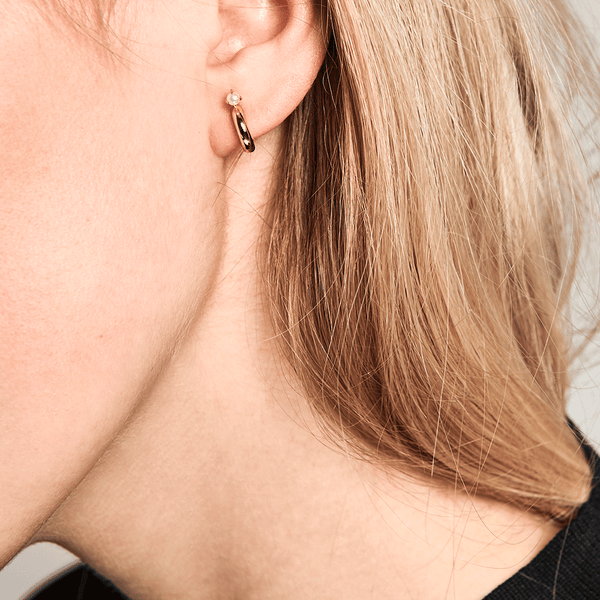 PD Paola Anne Gold Earrings