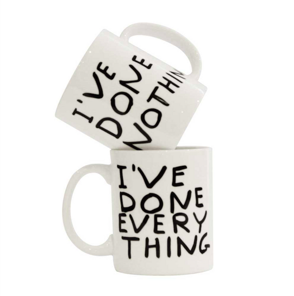 David Shrigley I´ve Done Everything Mug
