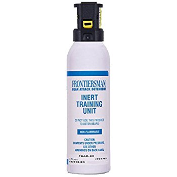 Inert Training Bear Spray