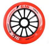 Bont G16 110mm wheels