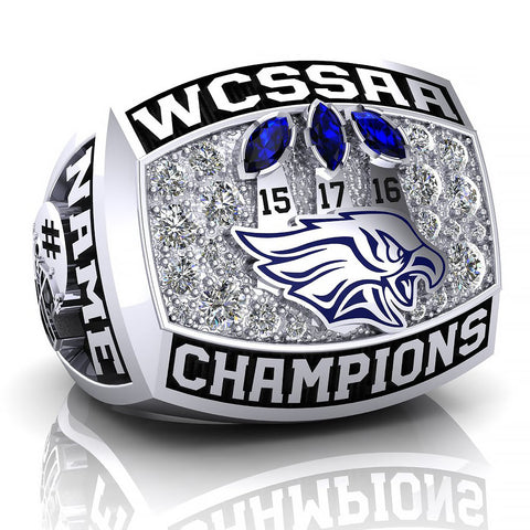Jacob Hespeler Hawks Ring - Design 5 - BALANCE