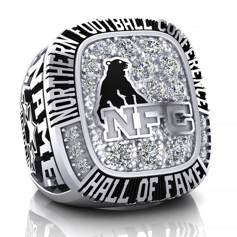 NFC Hall of Fame GTA All Stars Ring (Champs Ice)