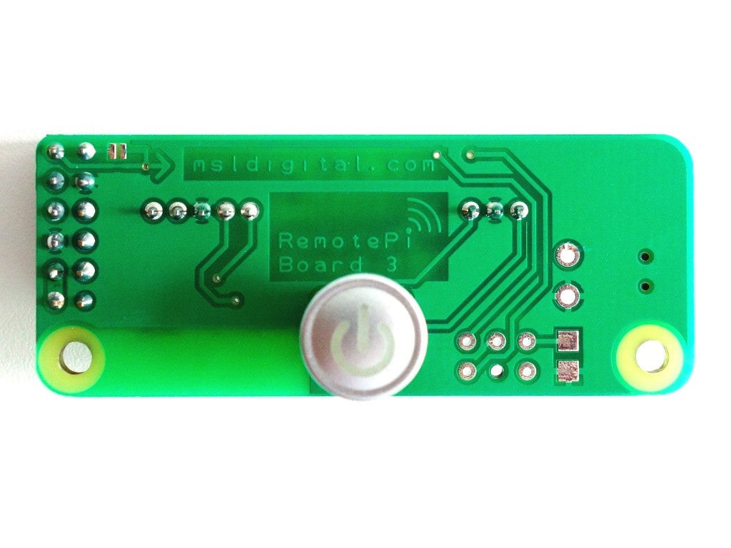 RemotePi Board for Pi 3 B and B+ (External IR and LED)