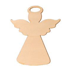 Wooden Angel Design III