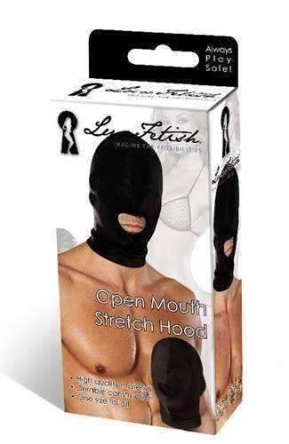 Open Mouth Stretch Hood EL-LF-6007