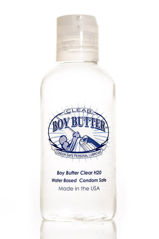 Image of Boy Butter Clear Formula Personal Lubricant - Shag Supply - 2