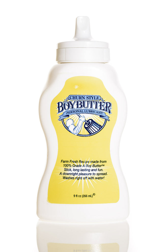 Boy Butter Original Personal Lubricant - Shag Supply - 4