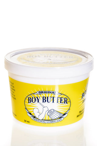 Image of Boy Butter Original Personal Lubricant - Shag Supply - 1