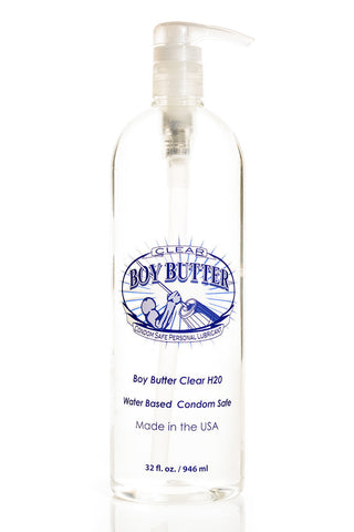 Image of Boy Butter Clear Formula Personal Lubricant - Shag Supply - 4