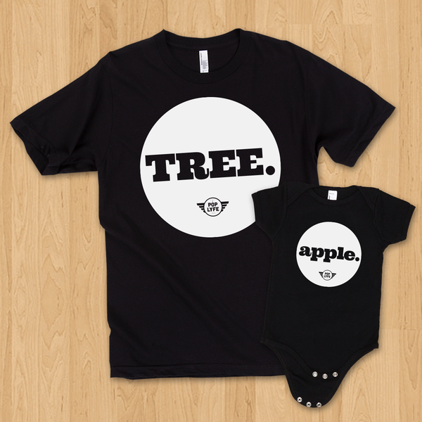 Apple Tree - Dad and Baby Set