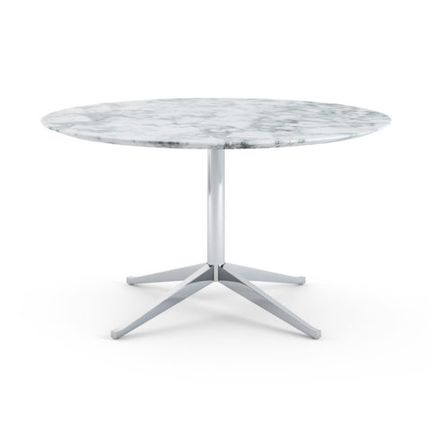 Florence Knoll Round Table Desk