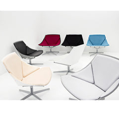 Jehs and Laub Space Chair Collection Fritz Hansen