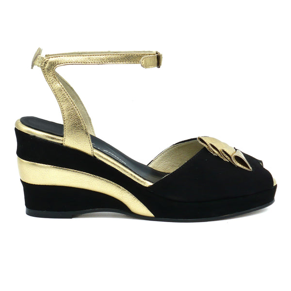 Fanfare, Wedges - Re-Mix Vintage Shoes